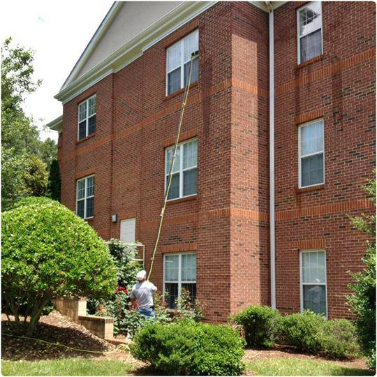 Window Cleaning J&L Window Cleaning Raleigh, NC